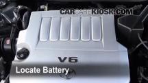 2008 Toyota Avalon Limited 3.5L V6 Battery