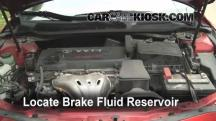 2008 Toyota Camry LE 2.4L 4 Cyl. Brake Fluid