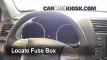 2008 Toyota Highlander Sport 3.5L V6 Fusible (interior)