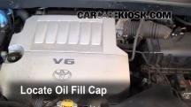 2008 Toyota Highlander Sport 3.5L V6 Oil