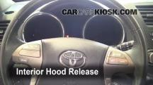 2008 Toyota Highlander Sport 3.5L V6 Belts