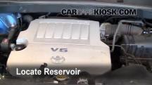 2008 Toyota Highlander Sport 3.5L V6 Líquido limpiaparabrisas