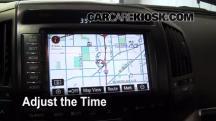 2008 Toyota Land Cruiser 5.7L V8 Clock