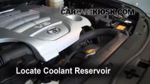 2008 Toyota Land Cruiser 5.7L V8 Coolant (Antifreeze)