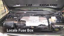 2008 Toyota Land Cruiser 5.7L V8 Fuse (Engine)