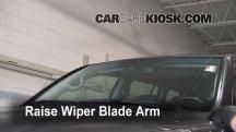 2008 Toyota Land Cruiser 5.7L V8 Windshield Wiper Blade (Front)