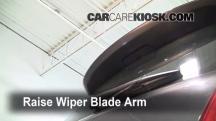 2008 Toyota Land Cruiser 5.7L V8 Windshield Wiper Blade (Rear)