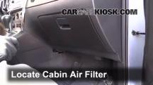 2008 Toyota Matrix XR 1.8L 4 Cyl. Air Filter (Cabin)