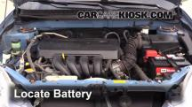 2008 Toyota Matrix XR 1.8L 4 Cyl. Battery