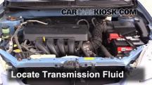 2008 Toyota Matrix XR 1.8L 4 Cyl. Líquido de transmisión