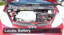 2008 Toyota Sienna CE 3.5L V6 Mini Passenger Van Battery