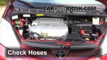 2008 Toyota Sienna CE 3.5L V6 Mini Passenger Van Hoses