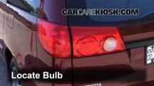 2008 Toyota Sienna CE 3.5L V6 Mini Passenger Van Lights