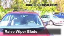 2008 Toyota Sienna CE 3.5L V6 Mini Passenger Van Windshield Wiper Blade (Front)