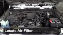 2008 Toyota Tacoma 2.7L 4 Cyl. Extended Cab Pickup (4 Door) Air Filter (Engine)
