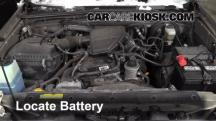 2008 Toyota Tacoma 2.7L 4 Cyl. Extended Cab Pickup (4 Door) Battery
