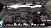 2008 Toyota Tacoma 2.7L 4 Cyl. Extended Cab Pickup (4 Door) Brake Fluid
