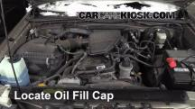 2008 Toyota Tacoma 2.7L 4 Cyl. Extended Cab Pickup (4 Door) Oil