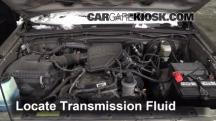 2008 Toyota Tacoma 2.7L 4 Cyl. Extended Cab Pickup (4 Door) Transmission Fluid
