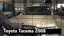 2008 Toyota Tacoma 2.7L 4 Cyl. Extended Cab Pickup (4 Door) Review