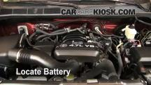 2008 Toyota Tundra SR5 4.7L V8 Crew Cab Pickup Battery
