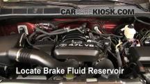 2008 Toyota Tundra SR5 4.7L V8 Crew Cab Pickup Brake Fluid