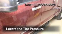2008 Toyota Tundra SR5 4.7L V8 Crew Cab Pickup Neumáticos y ruedas