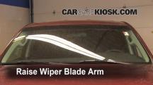2008 Toyota Tundra SR5 4.7L V8 Crew Cab Pickup Windshield Wiper Blade (Front)
