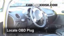 2008 Volkswagen Beetle S 2.5L 5 Cyl. Hatchback Check Engine Light