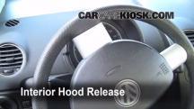 2008 Volkswagen Beetle S 2.5L 5 Cyl. Hatchback Belts