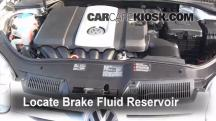 2008 Volkswagen Rabbit S 2.5L 5 Cyl. (2 Door) Brake Fluid