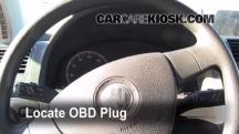 2008 Volkswagen Rabbit S 2.5L 5 Cyl. (2 Door) Compruebe la luz del motor