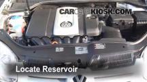 2008 Volkswagen Rabbit S 2.5L 5 Cyl. (2 Door) Líquido limpiaparabrisas