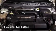 2008 Volvo C30 T5 2.5L 5 Cyl. Turbo Air Filter (Engine)