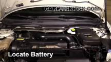 2008 Volvo C30 T5 2.5L 5 Cyl. Turbo Battery