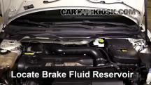 2008 Volvo C30 T5 2.5L 5 Cyl. Turbo Brake Fluid