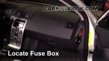 2008 Volvo C30 T5 2.5L 5 Cyl. Turbo Fuse (Interior)