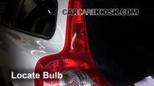 2008 Volvo C30 T5 2.5L 5 Cyl. Turbo Lights
