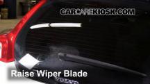 2008 Volvo C30 T5 2.5L 5 Cyl. Turbo Windshield Wiper Blade (Rear)