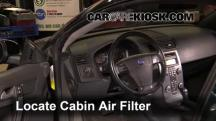 2008 Volvo C70 T5 2.5L 5 Cyl. Turbo Air Filter (Cabin)