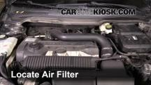2008 Volvo C70 T5 2.5L 5 Cyl. Turbo Air Filter (Engine)