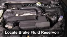 2008 Volvo C70 T5 2.5L 5 Cyl. Turbo Brake Fluid