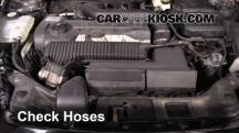 2008 Volvo C70 T5 2.5L 5 Cyl. Turbo Hoses
