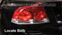 2008 Volvo C70 T5 2.5L 5 Cyl. Turbo Luces