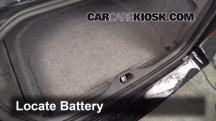 2008 Volvo S60 2.5T 2.5L 5 Cyl. Turbo Battery
