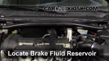 2008 Volvo S60 2.5T 2.5L 5 Cyl. Turbo Brake Fluid