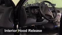 2008 Volvo S60 2.5T 2.5L 5 Cyl. Turbo Belts