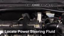 2008 Volvo S60 2.5T 2.5L 5 Cyl. Turbo Power Steering Fluid