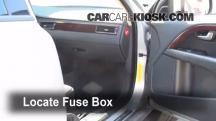 2008 Volvo XC70 3.2 3.2L 6 Cyl. Fusible (interior)