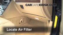 2008 Volvo XC90 3.2 3.2L 6 Cyl. Air Filter (Cabin)